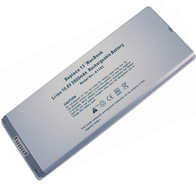 Apple MacBook A1181 White Battery 10.8V 5400mAH