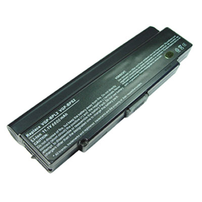 SONY VGP-BPS10 Battery 11.1V 6600mAH