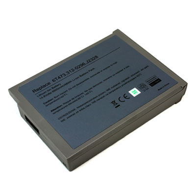 Dell inspiron 1100 Battery 14.8V 6600mAH