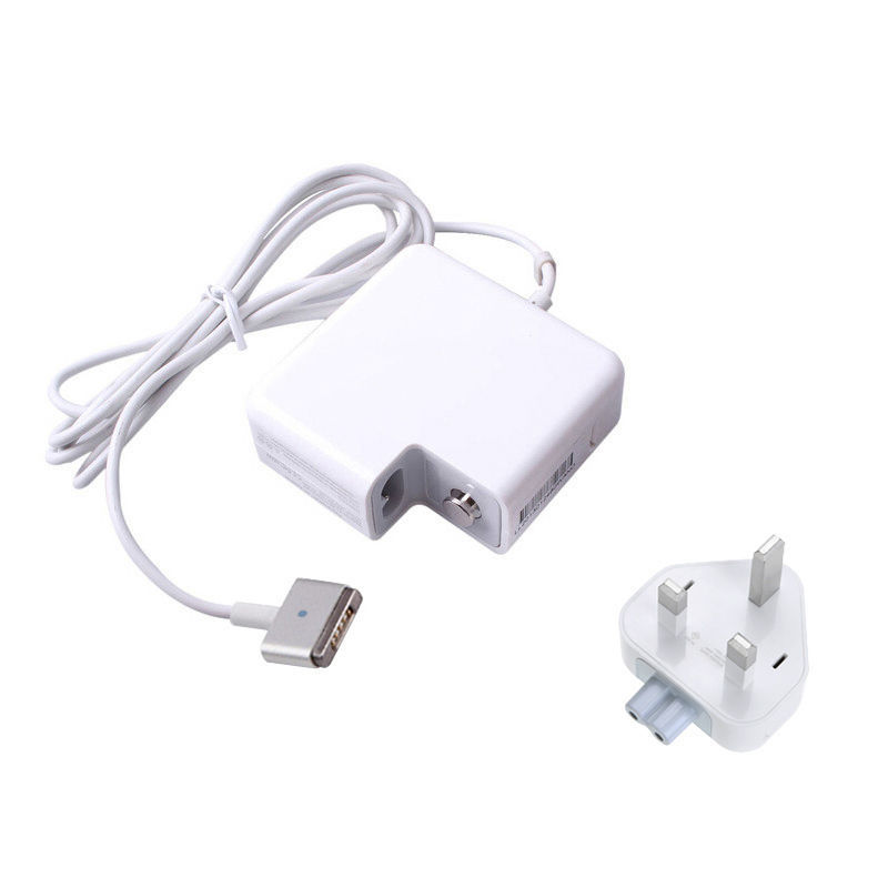 apple 60w magsafe 2 power adapter macbook pro with 13 inch retina display. 60w uk magsafe 2 power adapter charger for macbook pro apple with 13 inch retina display w
