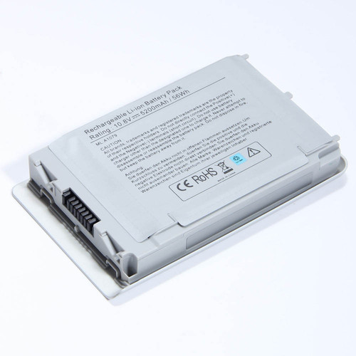 Apple 12 Inch Mac Powerbook A1022 Battery Uk Replacement