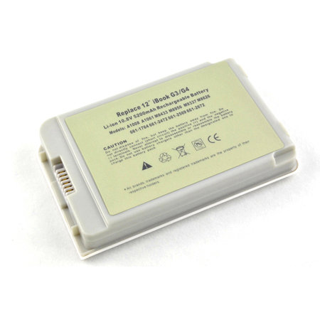 Apple iBook A1061 Battery 12 inch White