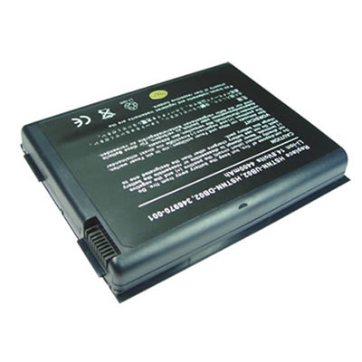 Replacement HP PAVILION ZV6000 laptop battery