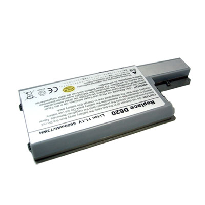 Dell latitude d505 Battery 11.1V 4400mAH