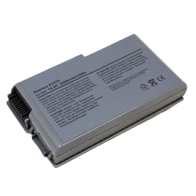 Dell latitude d610 Battery 11.1V 4400mAH
