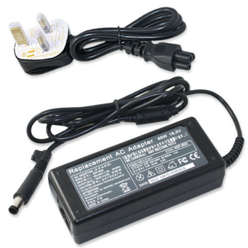 HP Compaq 6530b Power Adapter Charger